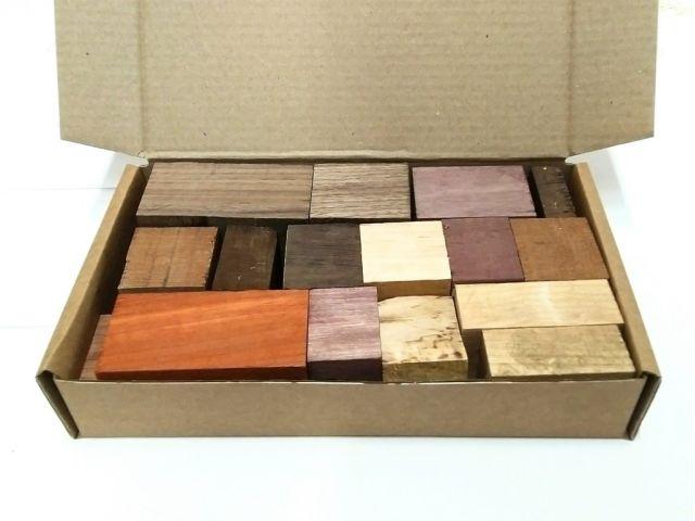 Коробка уцененных мелких обрезков, 270х165х50мм