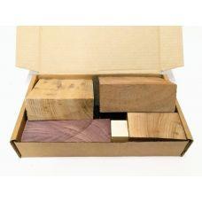 Коробка уцененных торцов и мелких обрезков, 270х165х50мм