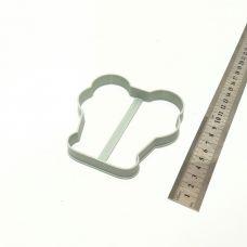 "Вырубка для теста ""Кекс"", размер S"