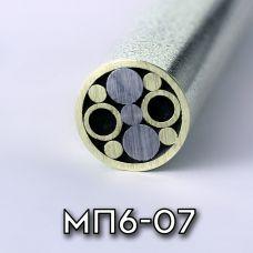 Мозаичный пин МП6-07, диаметр 6мм