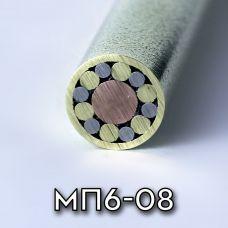 Мозаичный пин МП6-08, диаметр 6мм