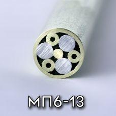 Мозаичный пин МП6-13, диаметр 6мм