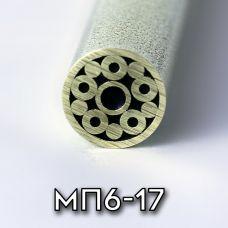 Мозаичный пин МП6-17, диаметр 6мм