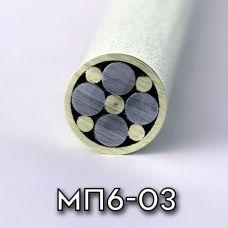 Мозаичный пин МП6-03, диаметр 6мм
