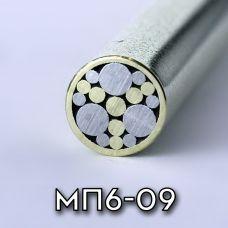 Мозаичный пин МП6-09, диаметр 6мм