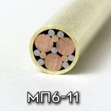 Мозаичный пин МП6-11, диаметр 6мм