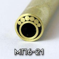 Мозаичный пин МП6-21, диаметр 6мм