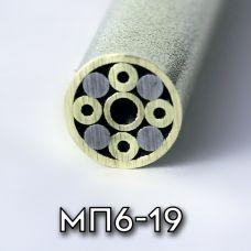 Мозаичный пин МП6-19, диаметр 6мм