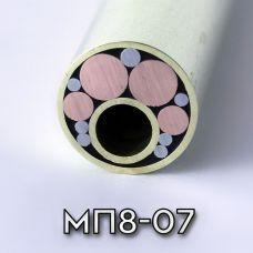 Мозаичный пин МП8-07, диаметр 8мм