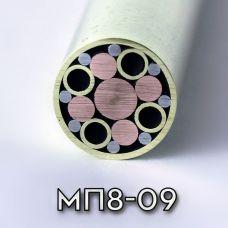 Мозаичный пин МП8-09, диаметр 8мм