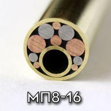 Мозаичный пин МП8-16, диаметр 8мм