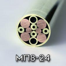 Мозаичный пин МП8-24, диаметр 8мм