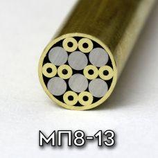 Мозаичный пин МП8-13, диаметр 8мм