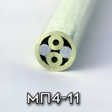 Мозаичный пин МП4-11, диаметр 4мм
