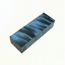 Береза стабилизированная переливчатая синяя