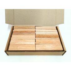 Цедер, коробка уцененных брусков 270х165х50мм