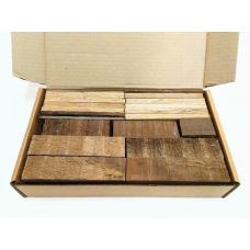Амазаку, коробка уцененных брусков 270х165х50мм