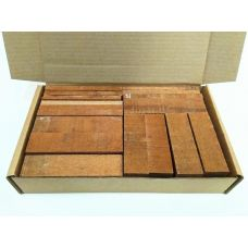 Лайсвуд, коробка уцененных брусков 270х165х50мм