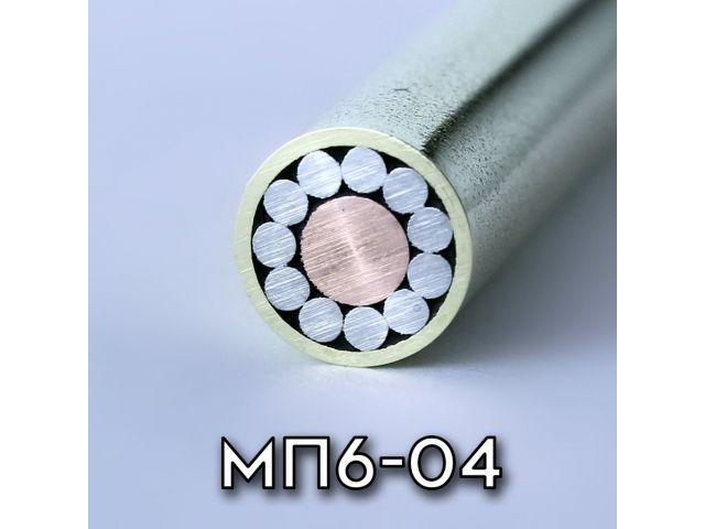 Мозаичный пин МП6-04, диаметр 6мм