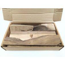 Грецкий орех, коробка уцененных брусков 270х165х50мм