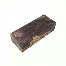 Сувель клена стабилизированный, цвет фиолетовый