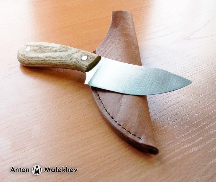 Пример работы из древесины дуба