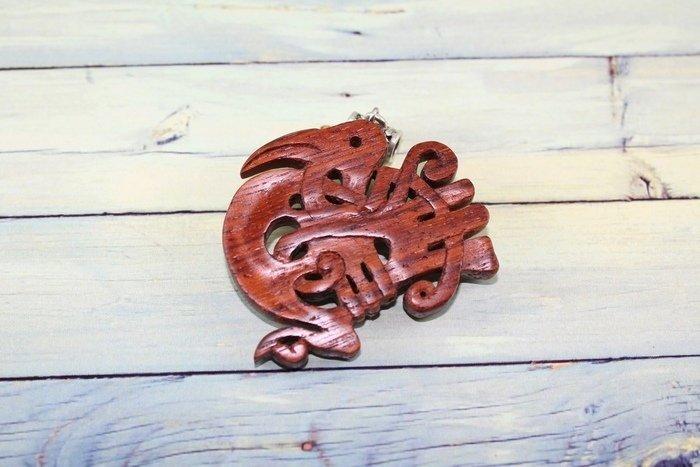 Пример работы из древесины эбиары