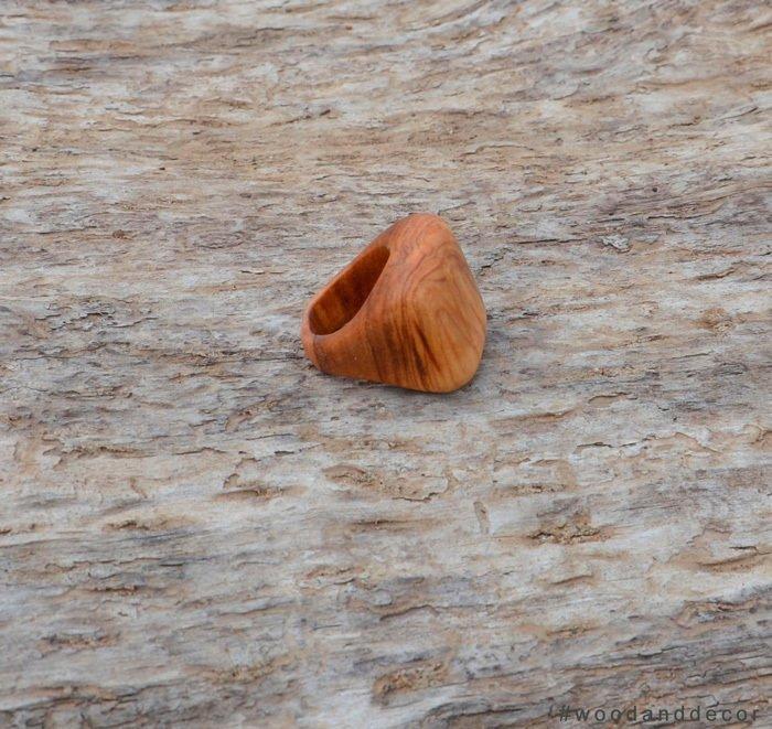 Пример изделия из оливы