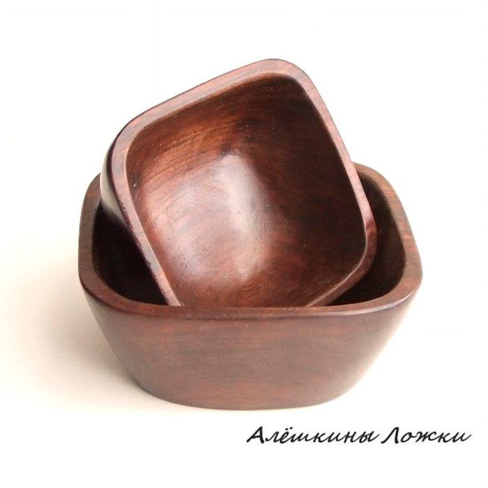 Пример работы из древесины ореха