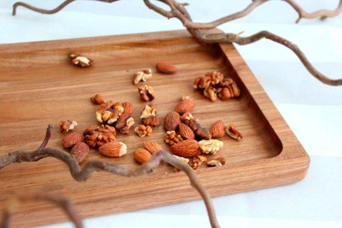 Пример изделия из древесины кавказского ореха