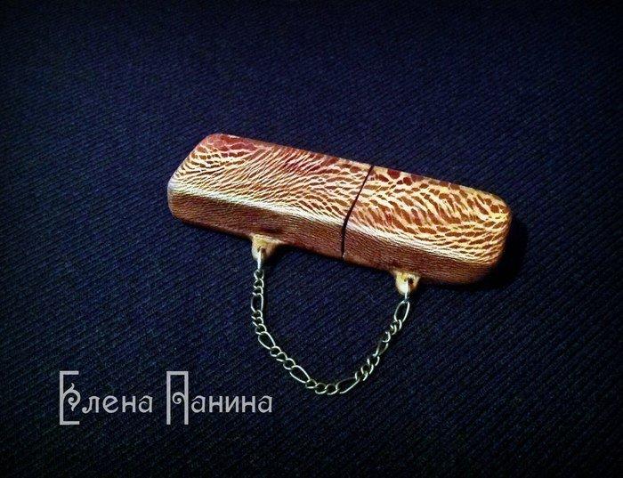 Пример изделия из древесины платана