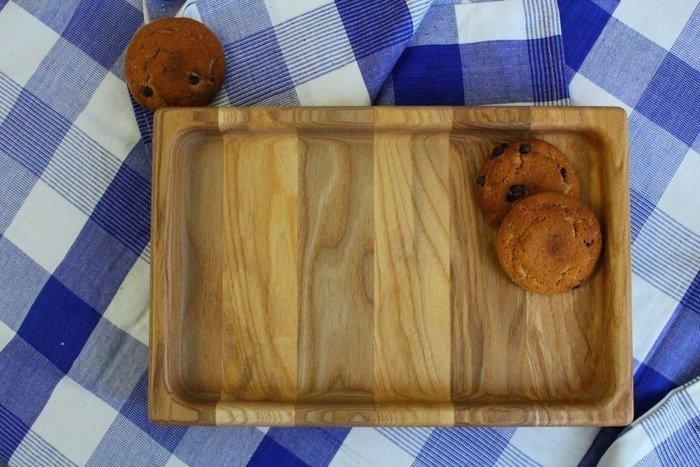 Пример изделия из древесины ясеня