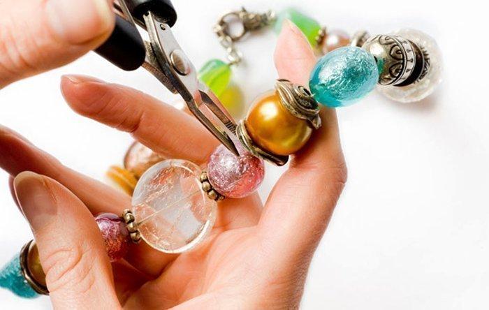 фурнитура и инструменты для изготовления браслетов