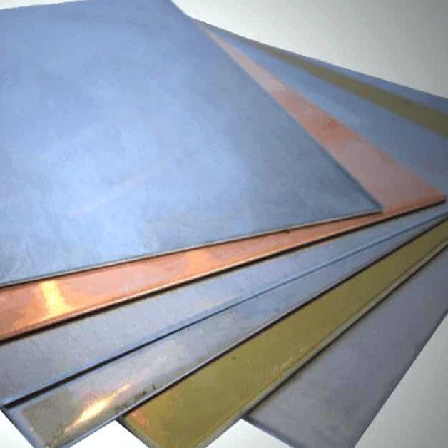 листовые заготовки цветного металла