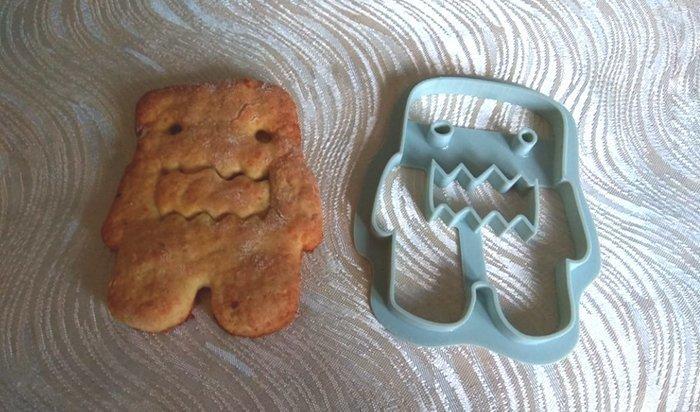 вырубка для печенья домо-кун