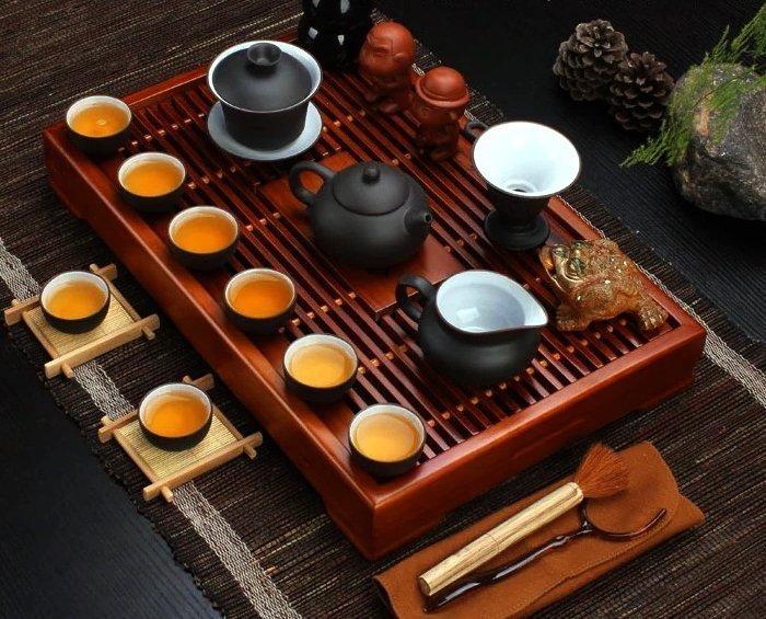 доска чабань для чайной церемонии