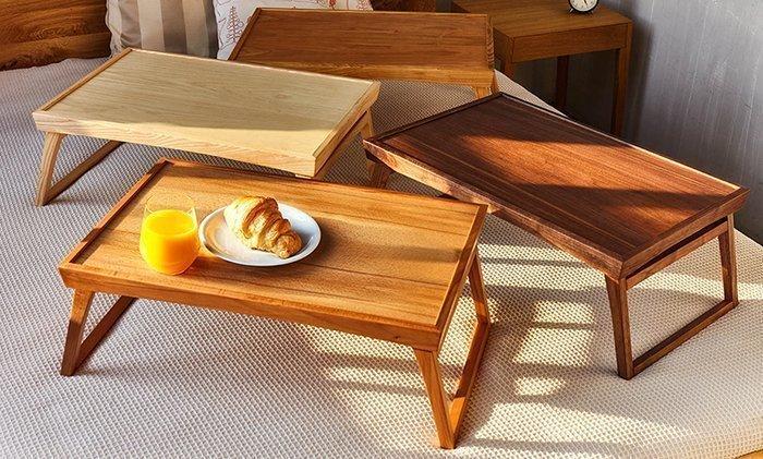столики подносы для завтраков в постель
