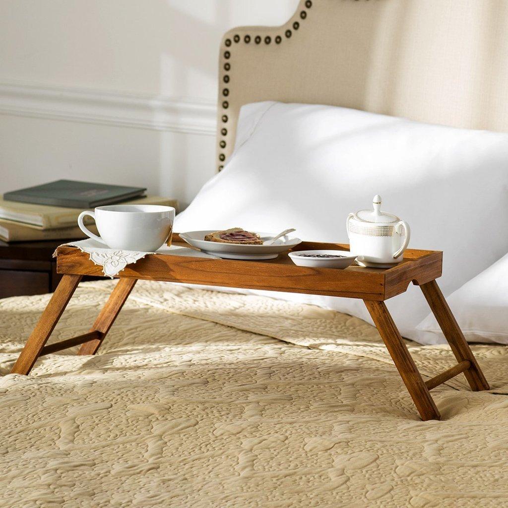 столик для подачи завтрака в кровать