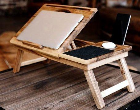 столик с подставкой для ноутбука
