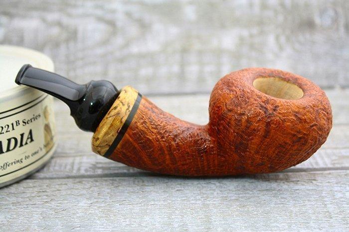 курительная трубка из бриара