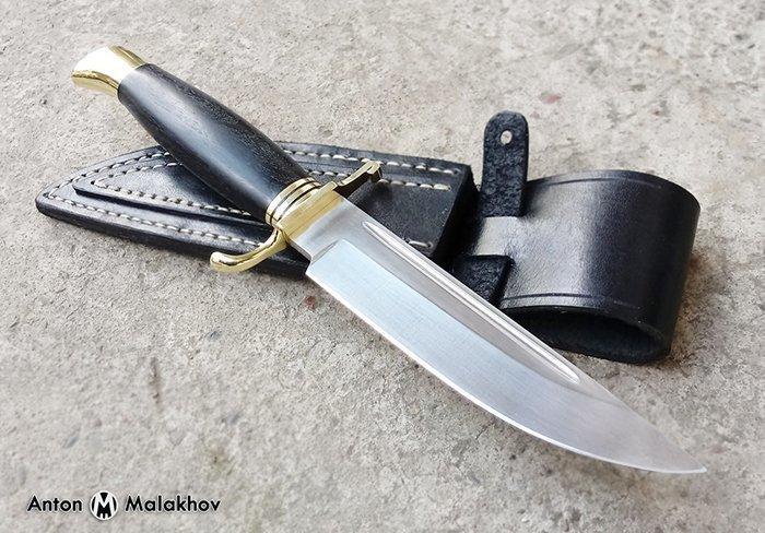 нож по образцу финки нквд