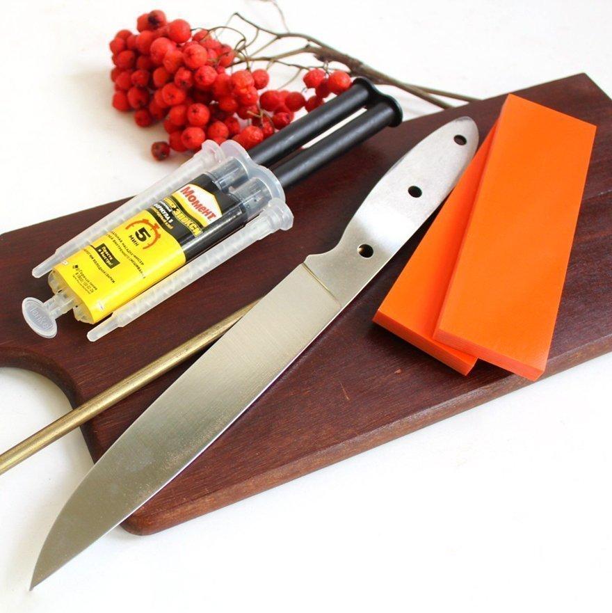 материалы для изготовления ножа