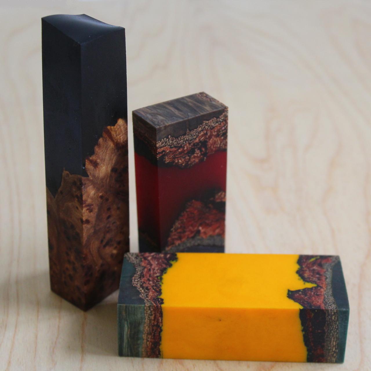 эксклюзивные деревянные заготовки
