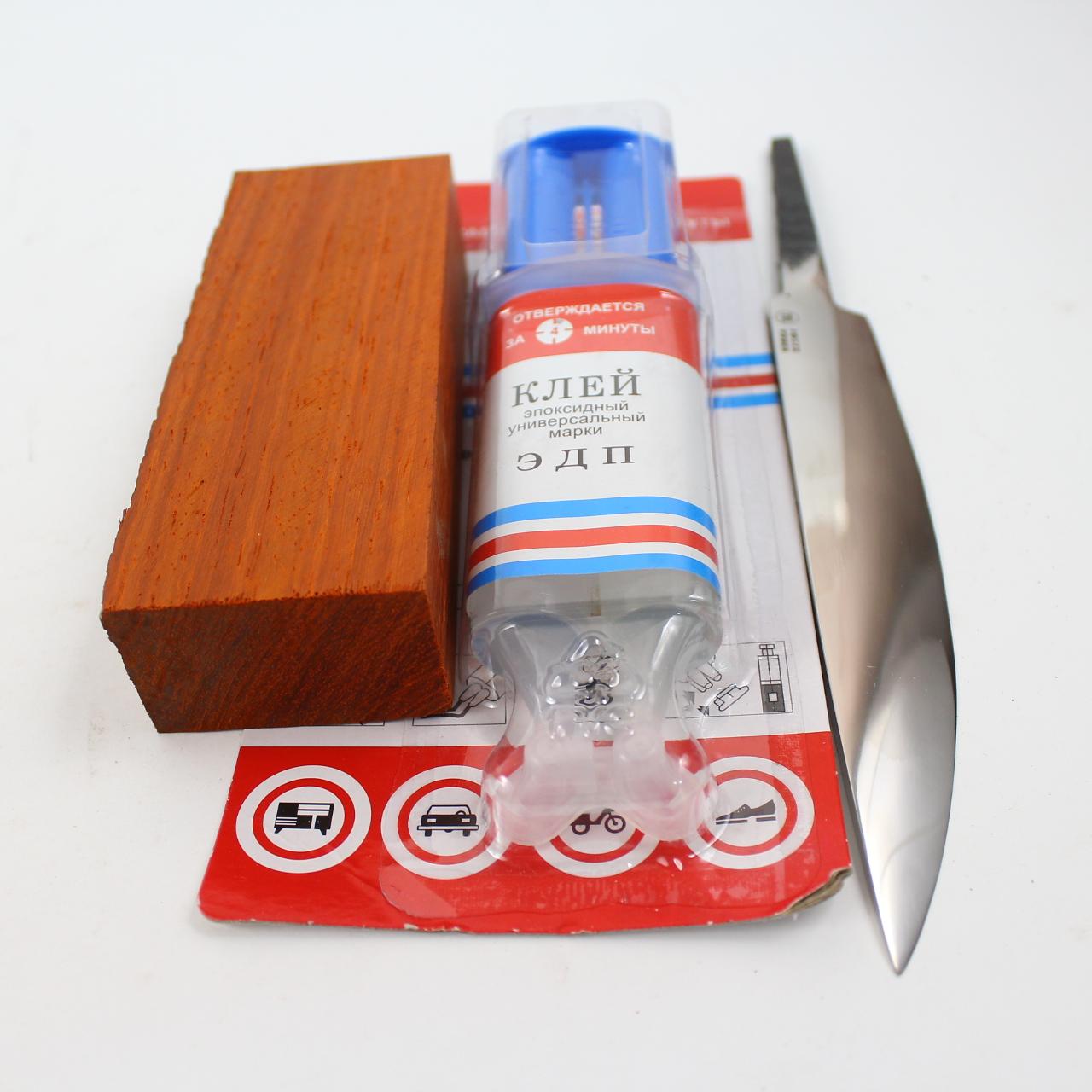 наборы для изготовления ножей