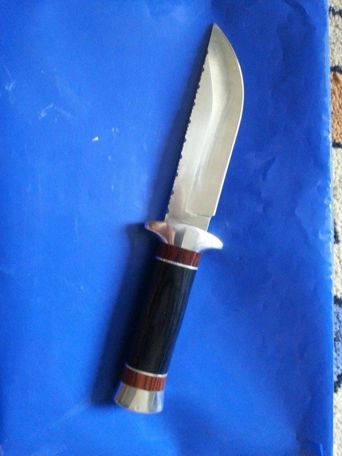 Нож китайского производства