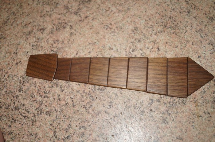 Пропитанное воском деревянное изделие