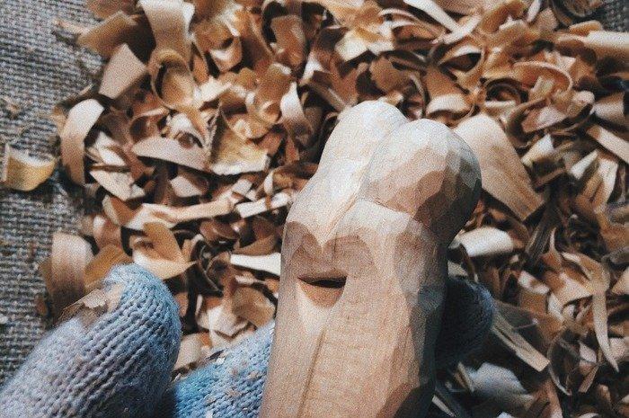 Детали деревянной ложки