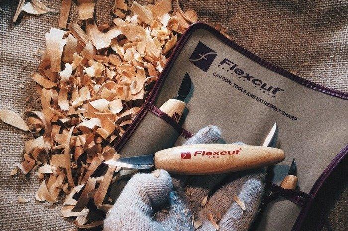Нож для резьбы Flexcut