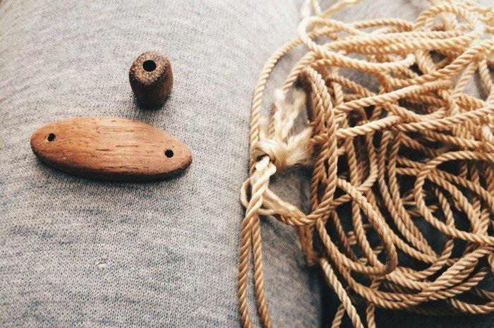 Изготовление деревянного браслета