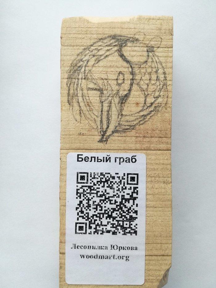 Нанесение эскиза на деревянную заготовку